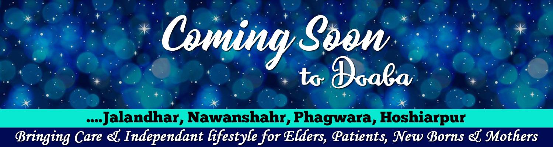 Jalandhar, Hospiarpur, Phagwara, Nawashahar